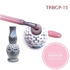 RUBBER BASE 15ml Каучуковая база COVER PINK