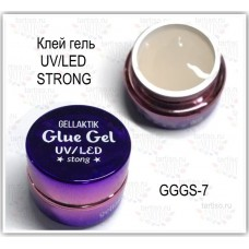 GLUE GEL UV STRONG 7гр